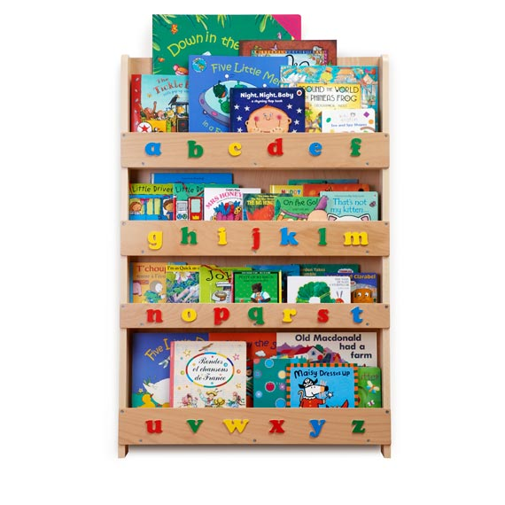 The Tidy Books Children's Bookcase in Natural