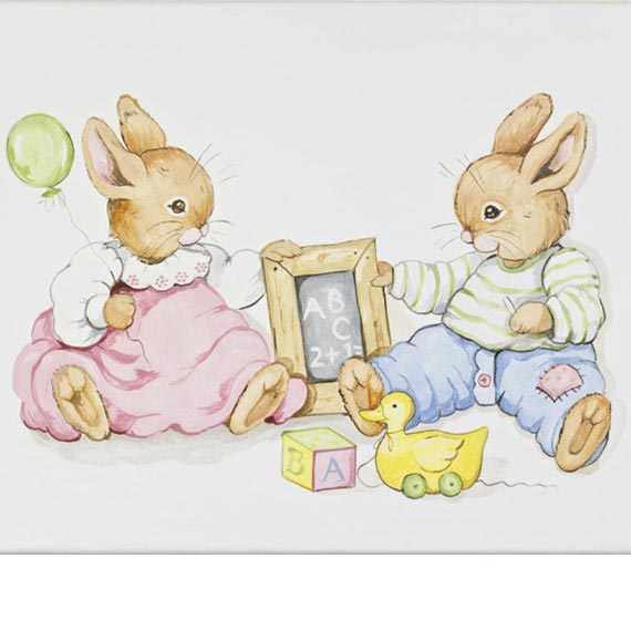 Barbara's Bunnies