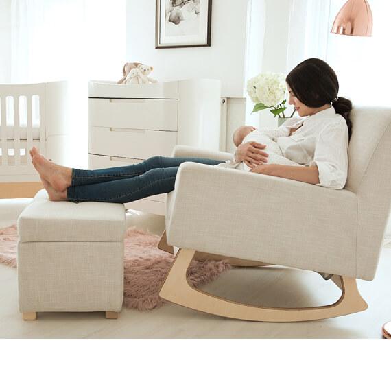 Gaia Baby Rocker Feeding Chair